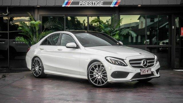 Used Mercedes-Benz C200, Bowen Hills, 2015 Mercedes-Benz C200 Sedan