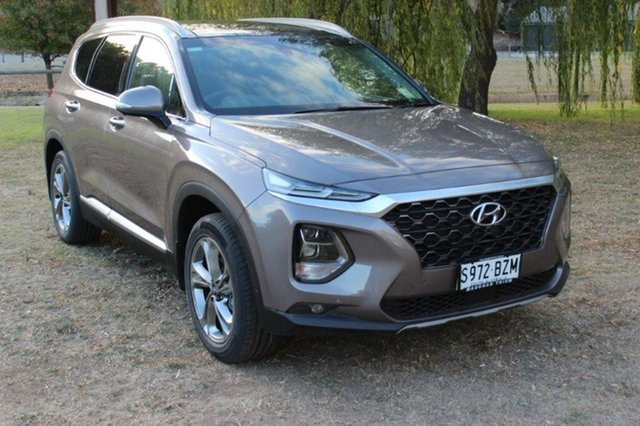 Discounted Demonstrator, Demo, Near New Hyundai Santa Fe Highlander, Cheltenham, 2018 Hyundai Santa Fe Highlander Wagon