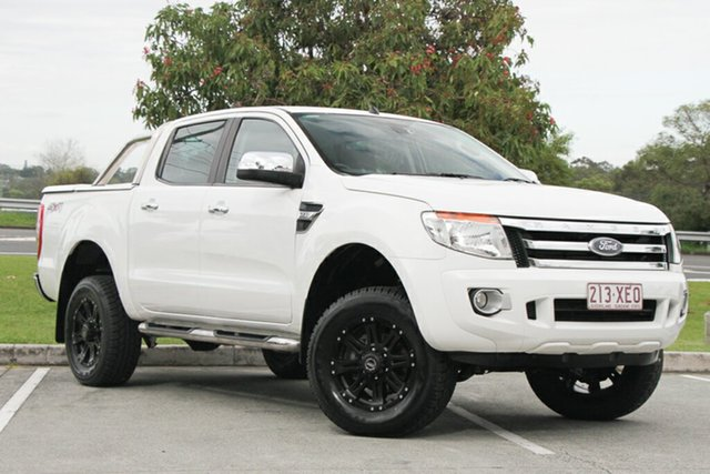 Used Ford Ranger XLT Double Cab, Indooroopilly, 2013 Ford Ranger XLT Double Cab Utility