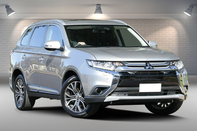 Used Mitsubishi Outlander Exceed AWD, Nailsworth, 2017 Mitsubishi Outlander Exceed AWD Wagon