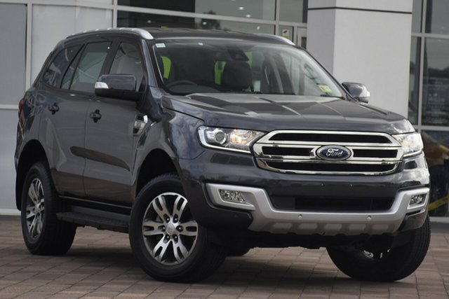 Used Ford Everest Trend 4WD, Warwick Farm, 2018 Ford Everest Trend 4WD SUV