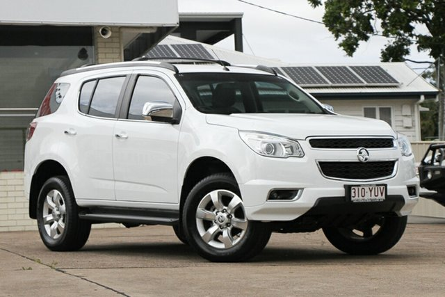 Used Holden Colorado 7 LTZ, Indooroopilly, 2015 Holden Colorado 7 LTZ Wagon