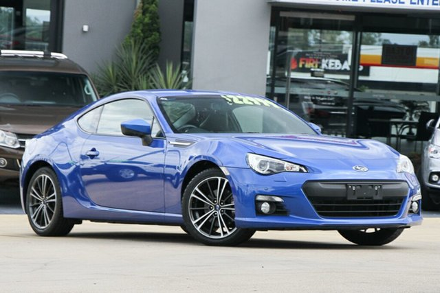 Used Subaru BRZ, Indooroopilly, 2013 Subaru BRZ Coupe