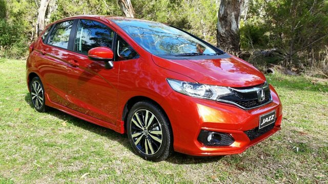 Demonstrator, Demo, Near New Honda Jazz VTi-S, Tanunda, 2019 Honda Jazz VTi-S Hatchback