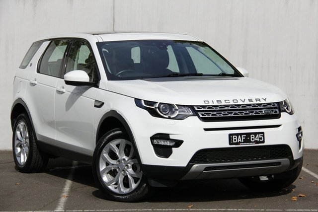 Used Land Rover Discovery Sport Td4 HSE, Malvern, 2016 Land Rover Discovery Sport Td4 HSE Wagon