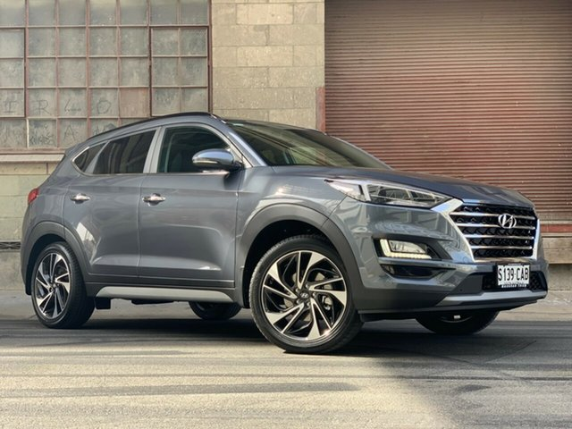 Demonstrator, Demo, Near New Hyundai Tucson Highlander AWD, Cheltenham, 2019 Hyundai Tucson Highlander AWD Wagon