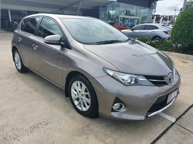 Discounted Used Toyota Corolla Ascent Sport S-CVT, Yamanto, 2013 Toyota Corolla Ascent Sport S-CVT Hatchback