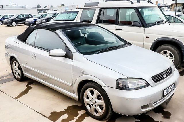Discounted Used Holden Astra, Pakenham, 2006 Holden Astra Convertible