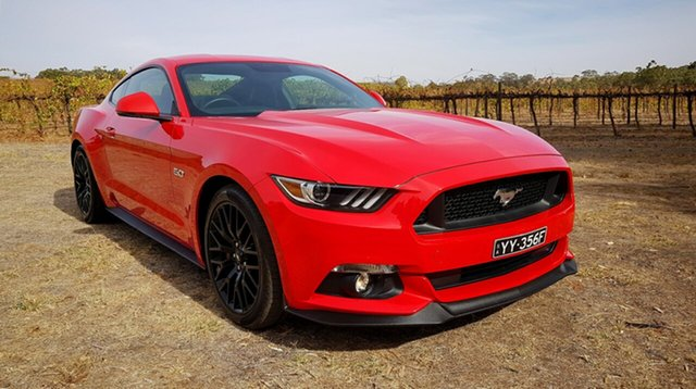 Used Ford Mustang GT Fastback SelectShift, Tanunda, 2016 Ford Mustang GT Fastback SelectShift Fastback