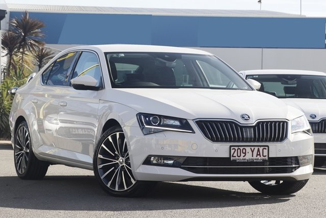Used Skoda Superb 162TSI Sedan DSG, Bowen Hills, 2017 Skoda Superb 162TSI Sedan DSG Liftback