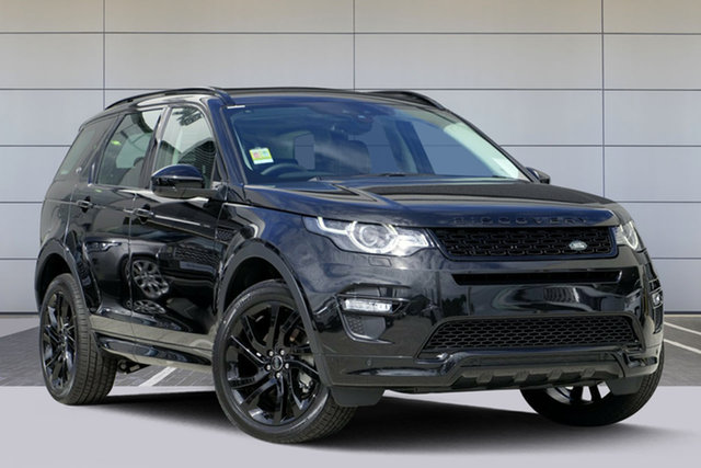 Demonstrator, Demo, Near New Land Rover Discovery Sport TD4 110kW HSE, Southport, 2017 Land Rover Discovery Sport TD4 110kW HSE Wagon