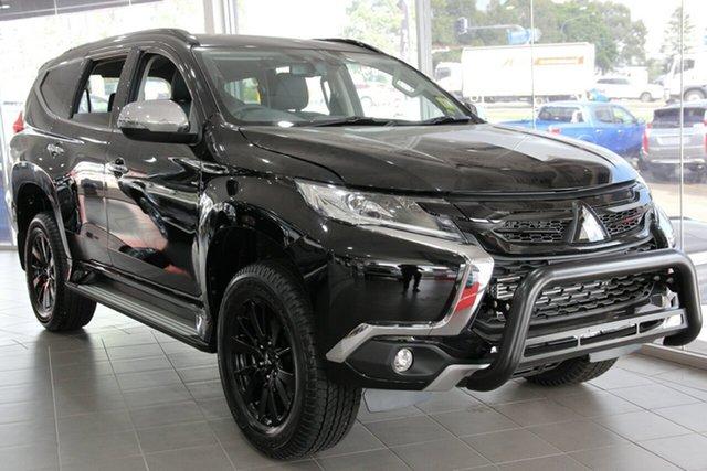 New Mitsubishi Pajero Sport Black Edition, Beaudesert, 2019 Mitsubishi Pajero Sport Black Edition Wagon