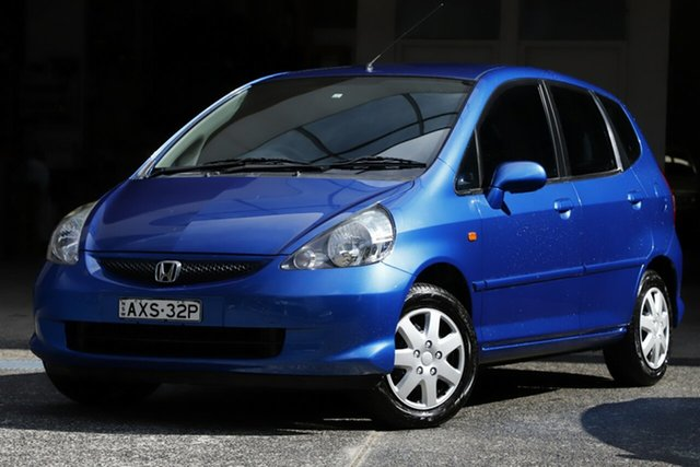 Used Honda Jazz GLi, Brookvale, 2006 Honda Jazz GLi Hatchback