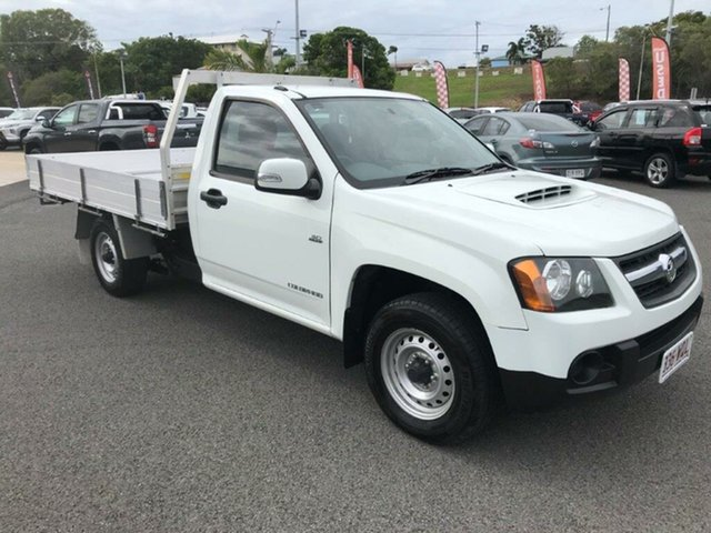 Used Holden Colorado LX 4x2, Gladstone, 2009 Holden Colorado LX 4x2 Cab Chassis
