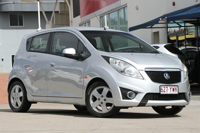 Used Holden Barina, Indooroopilly, 2011 Holden Barina Hatchback