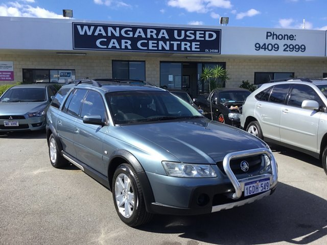 Used Holden Adventra CX6, Wangara, 2006 Holden Adventra CX6 Wagon