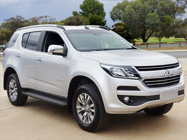 Demonstrator, Demo, Near New Holden Trailblazer LTZ, Berri, 2018 Holden Trailblazer LTZ Wagon
