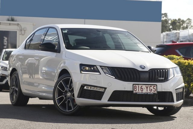 Used Skoda Octavia RS Sedan DSG 169TSI, Beaudesert, 2018 Skoda Octavia RS Sedan DSG 169TSI Liftback