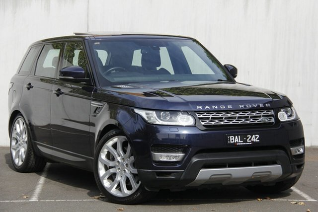 Used Land Rover Range Rover Sport SDV6 CommandShift HSE, Malvern, 2013 Land Rover Range Rover Sport SDV6 CommandShift HSE Wagon
