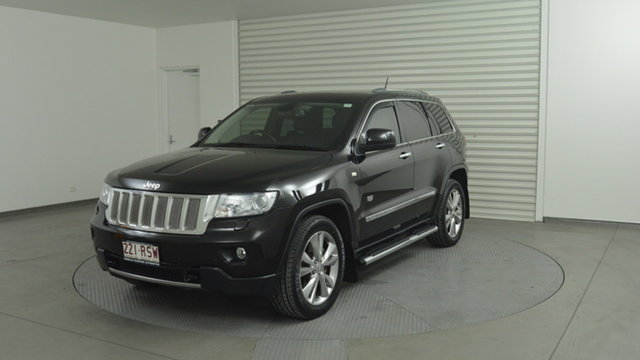 Used Jeep Grand Cherokee Limited 70th Anniversary, Southport, 2011 Jeep Grand Cherokee Limited 70th Anniversary Wagon