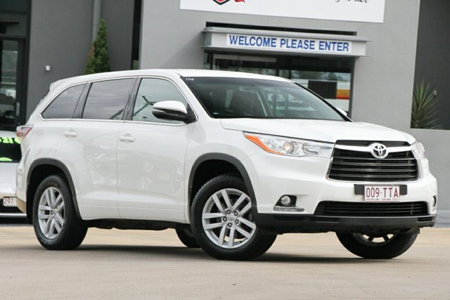 Used Toyota Kluger GX AWD, Indooroopilly, 2014 Toyota Kluger GX AWD Wagon
