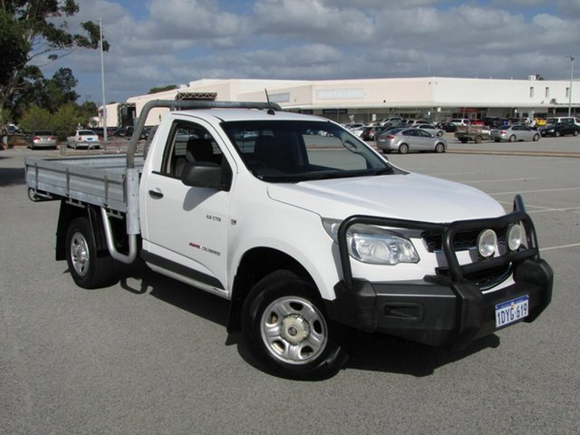 Used Holden Colorado LX, Maddington, 2012 Holden Colorado LX Cab Chassis