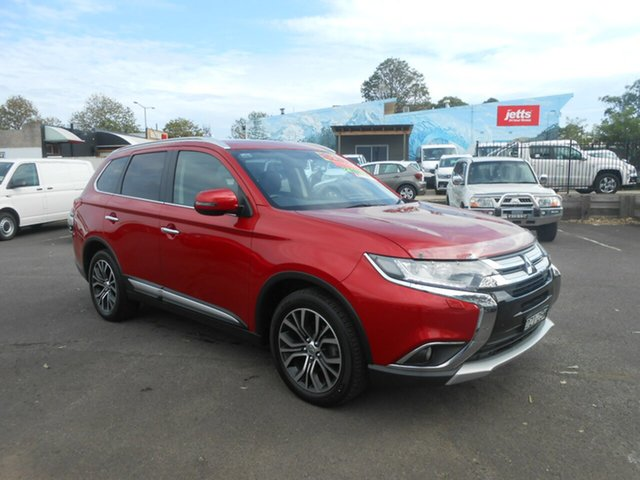 Used Mitsubishi Outlander Exceed 4WD, Nowra, 2016 Mitsubishi Outlander Exceed 4WD Wagon