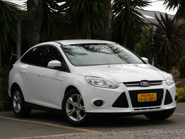 Used Ford Focus Trend PwrShift, Enfield, 2015 Ford Focus Trend PwrShift Sedan