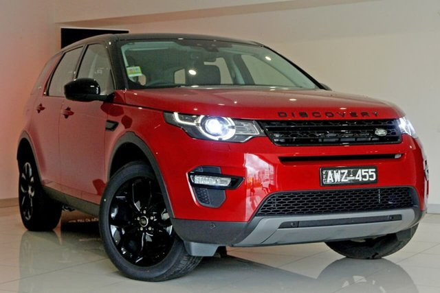 Land Rover Discovery Sport, Doncaster, 2018 Land Rover Discovery Sport