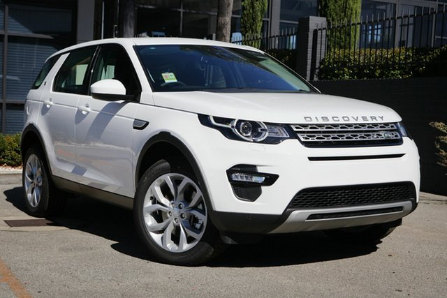 New Land Rover Discovery Sport SD4 HSE, Osborne Park, 2018 Land Rover Discovery Sport SD4 HSE Wagon