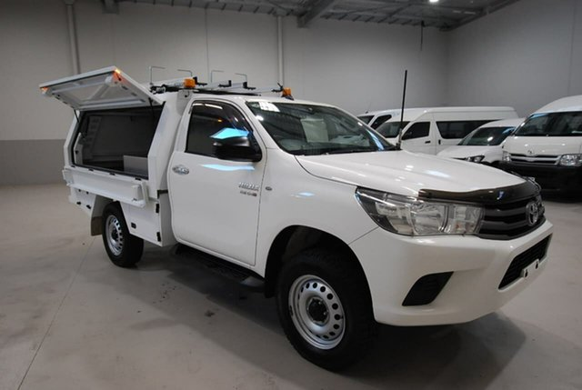 Used Toyota Hilux SR, Kenwick, 2015 Toyota Hilux SR Cab Chassis