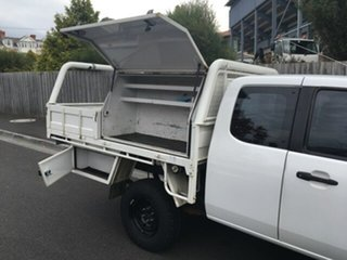 2010 Ford Ranger XL (4x2) Super Cab Chassis.