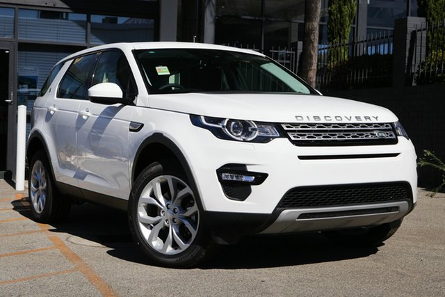 New Land Rover Discovery Sport TD4 110kW HSE, Osborne Park, 2019 Land Rover Discovery Sport TD4 110kW HSE Wagon