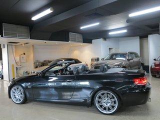 2009 BMW 335i D-CT Convertible.