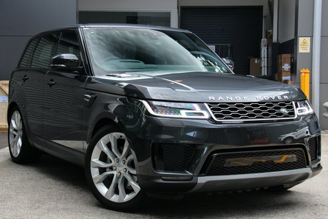Land Rover Range Rover Sport SDV6 SE (183kW), Concord, 2019 Land Rover Range Rover Sport SDV6 SE (183kW) Wagon