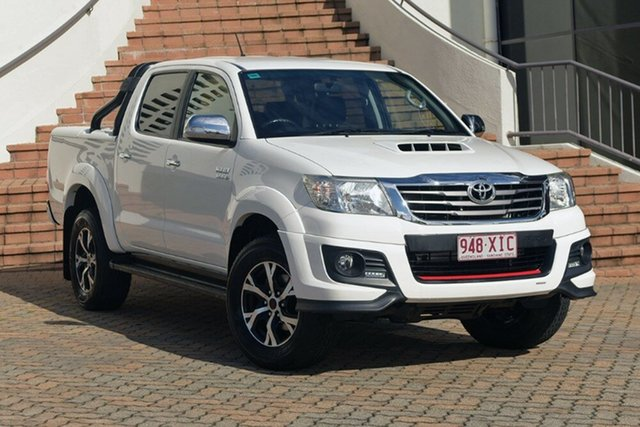 Used Toyota Hilux Black Double Cab Limited Edition, Narellan, 2014 Toyota Hilux Black Double Cab Limited Edition Utility
