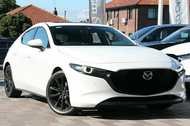 New Mazda 3 G25 SKYACTIV-Drive Astina, Cheltenham, 2019 Mazda 3 G25 SKYACTIV-Drive Astina Hatchback