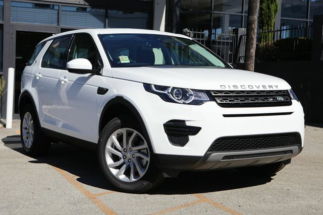 New Land Rover Discovery Sport TD4 132kW SE, Osborne Park, 2019 Land Rover Discovery Sport TD4 132kW SE Wagon