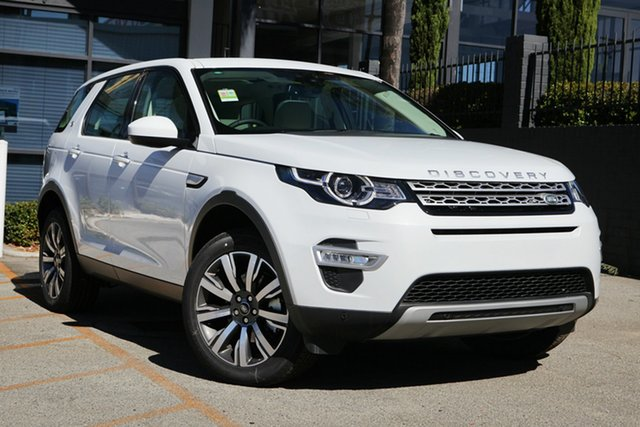 New Land Rover Discovery Sport TD4 HSE Luxury, Osborne Park, 2019 Land Rover Discovery Sport TD4 HSE Luxury Wagon