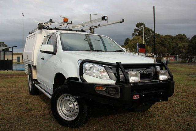 Used Isuzu D-MAX SX Space Cab, Officer, 2014 Isuzu D-MAX SX Space Cab Cab Chassis