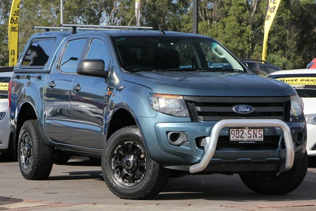 Used Ford Ranger XL Double Cab, Caloundra, 2012 Ford Ranger XL Double Cab Utility