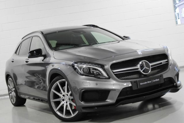Used Mercedes-Benz GLA 45 AMG 4MATIC AMG SPEEDSHIFT DCT 4MATIC, Warwick Farm, 2015 Mercedes-Benz GLA 45 AMG 4MATIC AMG SPEEDSHIFT DCT 4MATIC Wagon