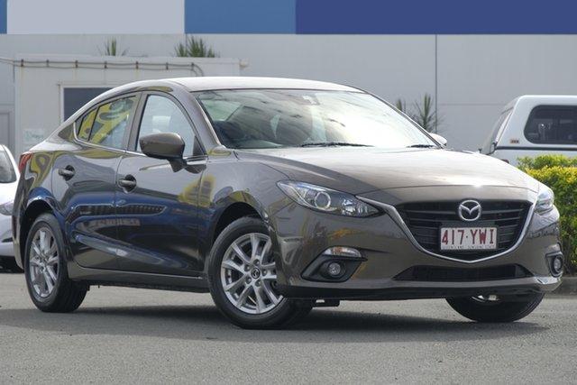 Used Mazda 3 Maxx SKYACTIV-Drive, Bowen Hills, 2016 Mazda 3 Maxx SKYACTIV-Drive Sedan