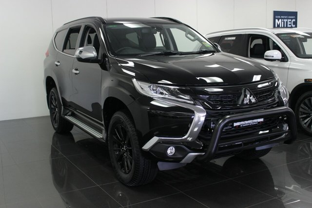Discounted Demonstrator, Demo, Near New Mitsubishi Pajero GLS, Cheltenham, 2018 Mitsubishi Pajero GLS Wagon