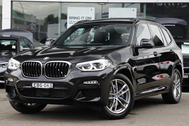 Used BMW X3 xDrive 30d M-Sport, Brookvale, 2018 BMW X3 xDrive 30d M-Sport Wagon