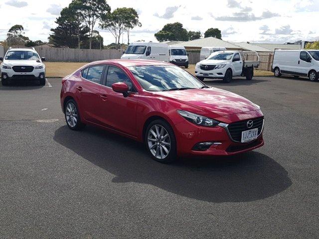 Used Mazda 3 SP25 SKYACTIV-Drive, Warrnambool East, 2016 Mazda 3 SP25 SKYACTIV-Drive Sedan