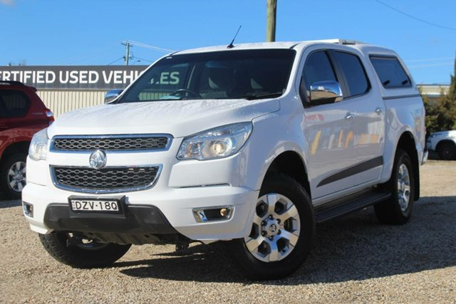 Used Holden Colorado LTZ (4x4), Warwick Farm, 2014 Holden Colorado LTZ (4x4) Crew Cab Pickup