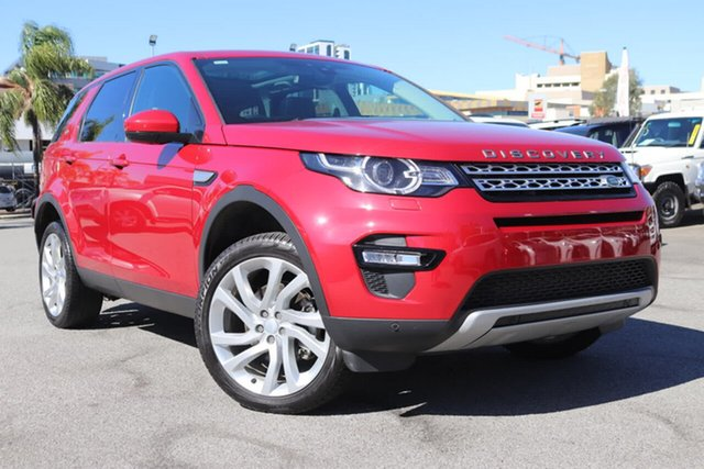 Used Land Rover Discovery Sport SD4 HSE, Northbridge, 2016 Land Rover Discovery Sport SD4 HSE Wagon