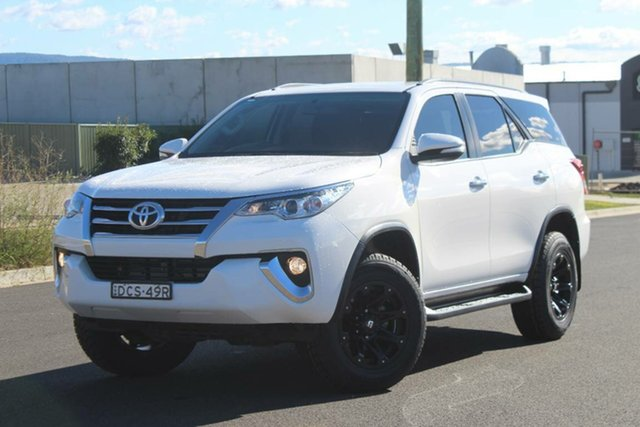 Used Toyota Fortuner GXL, Bathurst, 2015 Toyota Fortuner GXL Wagon