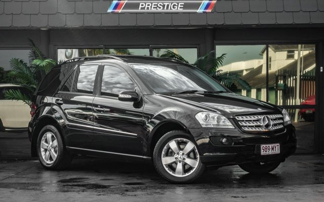 Used Mercedes-Benz ML500 Luxury (4x4), Bowen Hills, 2005 Mercedes-Benz ML500 Luxury (4x4) Wagon